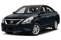 2016 Nissan Versa Exterior Photo
