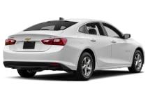 2018 Chevrolet Malibu Information