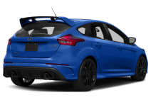 2017 Ford Focus Rs Exterior Photo