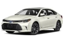 2017 Toyota Avalon Hybrid Exterior Photo