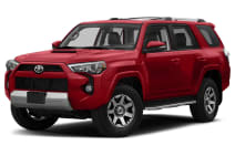 2019 Toyota 4runner Trd Off Road Premium 4dr 4x4 Pricing And Options