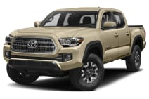 2017 Toyota Tacoma Trd Off Road V6 4x4 Double Cab 127 4 In Wb