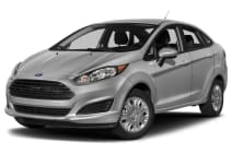 2017 Ford Fiesta Exterior Photo