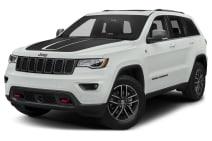 2017 Jeep Grand Cherokee Exterior Photo