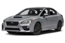 2017 Subaru Wrx Exterior Photo