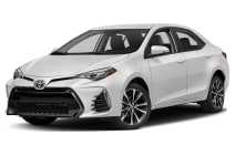 2017 Toyota Corolla Exterior Photo