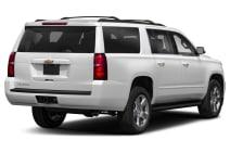 2018 Chevrolet Suburban Information