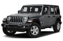 2020 Jeep Rubicon All Black