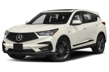 2020 Acura Rdx A Spec Package 4dr Sh Awd Pictures