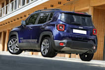 2019 Jeep Renegade Exterior Photo