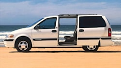 (Value Van - Fall 1999) 4dr Passenger Van
