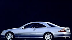 (Base) CL 500 2dr Coupe