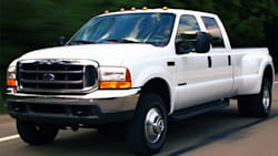 (XL) 4x4 SD Crew Cab 156 in. WB DRW HD