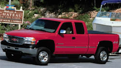 (SL) 4x4 Extended Cab 8 ft. box 157.5 in. WB