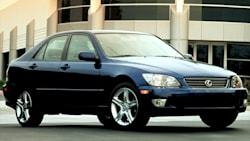 2001 IS 300
