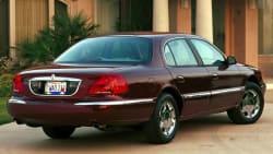 2001 Continental