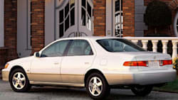 Toyota Camry Pictures - 2001 camry