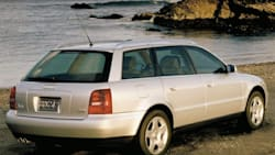 (1.8T Avant) 4dr All-wheel Drive Quattro Station Wagon