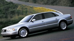 (4.2L) 4dr All-wheel Drive Quattro Sedan