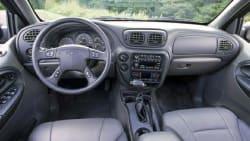 2002 Chevrolet TrailBlazer Information | Autoblog