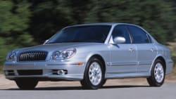 2002 hyundai sonata recalls