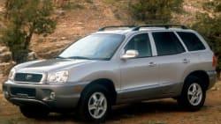 2002 Santa Fe