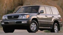 2002 LX 470