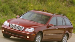 (Base) C320 4dr Station Wagon
