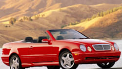 (Base) CLK320 2dr Convertible