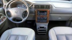 (GL) Front-wheel Drive Passenger Van