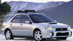 (WRX) 4dr All-wheel Drive Wagon