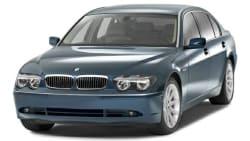 BMW Information - 745 bmw li