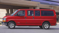 (Base) Rear-wheel Drive G1500 Passenger Van