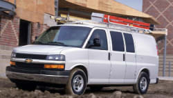 (Base) Rear-wheel Drive G1500 Cargo Van