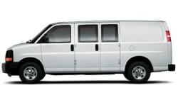 (Standard) Rear-wheel Drive G3500 Extended Cargo Van