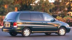 (LX) Passenger Van