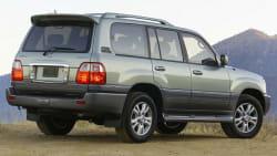 2003 LX 470