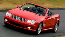 (Base) SL55 AMG 2dr Roadster