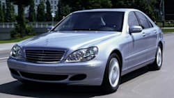 (Base) S500 4dr Rear-wheel Drive Sedan