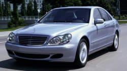 (Base) S430 4dr Rear-wheel Drive Sedan