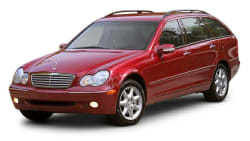 (Base) C240 4dr Rear-wheel Drive Station Wagon