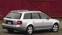 (Avant) 4dr All-wheel Drive Quattro Station Wagon