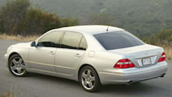 2004 Lexus LS 430 Information