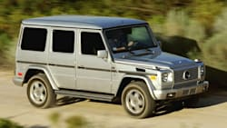 (Grand Edition) G500 4dr All-wheel Drive