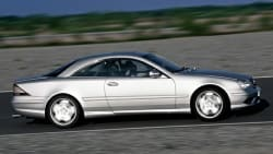 (Base) CL500 2dr Coupe