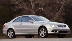 (Base) CLK500 2dr Coupe