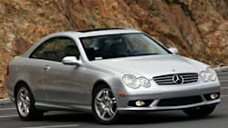 (Base) CLK55 AMG 2dr Coupe