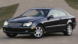 (Base) CLK320 2dr Coupe