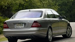 (Base) S430 4dr All-wheel Drive Sedan