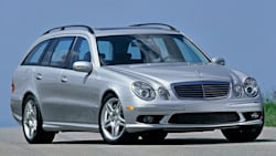 (Base) E55 AMG 4dr Wagon